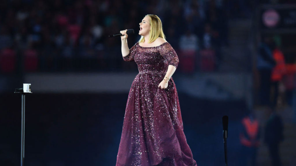 Adele Cancels Emotional Message