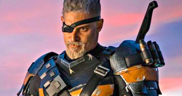 "Deathstroke Revealed: Joe Manganiello Shares First Look From ""Justice League"" (Image)"