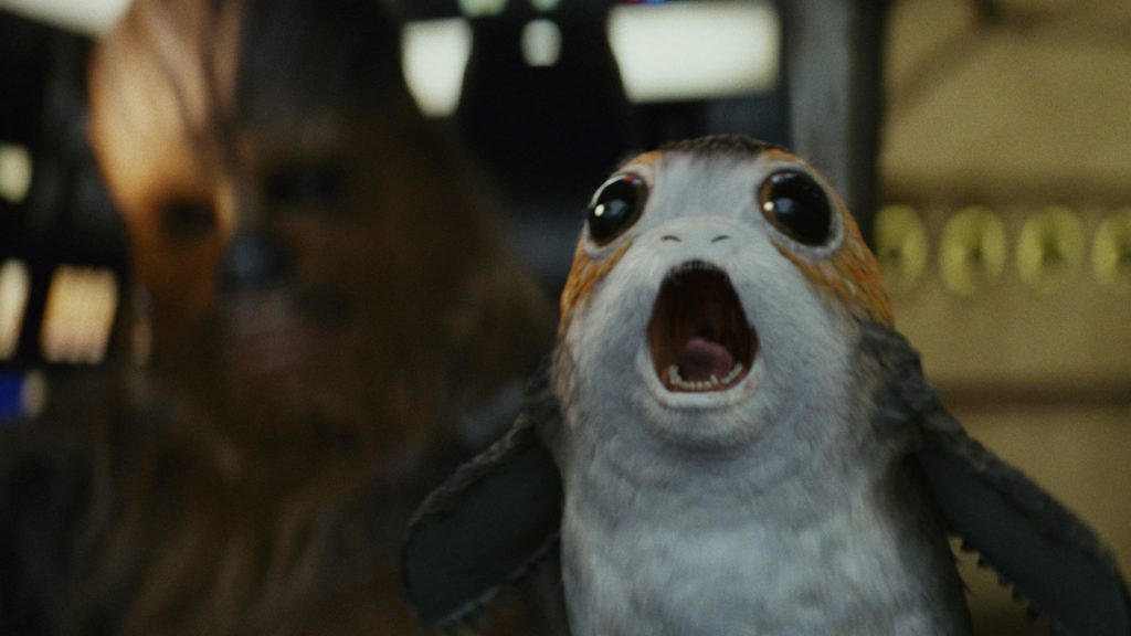 The Porg Issue: 'Star Wars: The Last Jedi' Cast Sounds off on Film's Polarizing Space Penguins