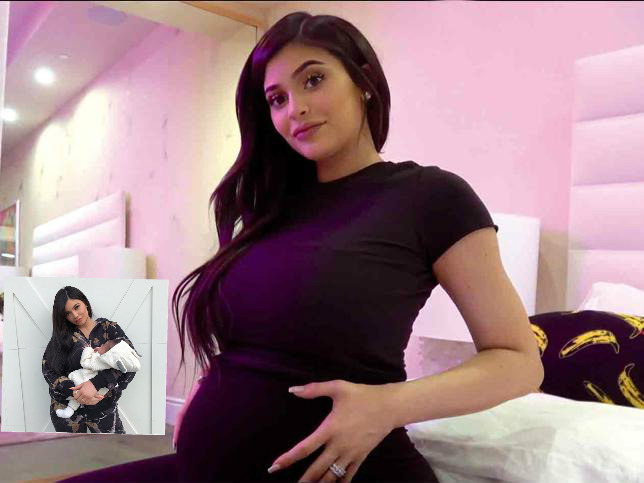 """Kylie Jenner Shares Throwback """"Bikini Picture"""" After Showing Off Her Post-Baby Body"""