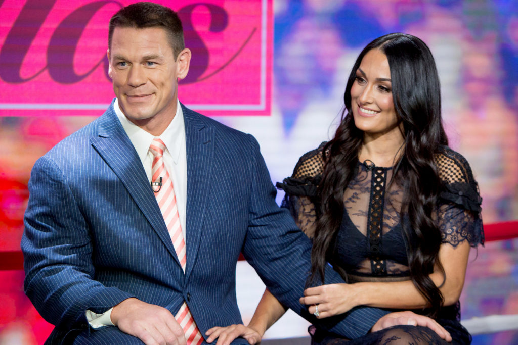 John Cena and Nikki Bella End Engagement Weeks Before Destination Marriage