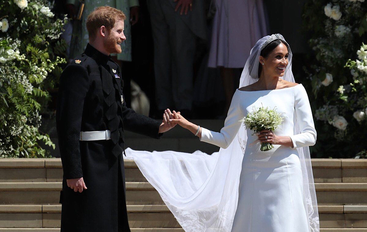 Victoria Beckham Comments on the Prince Harry and Meghan Markle Wedding