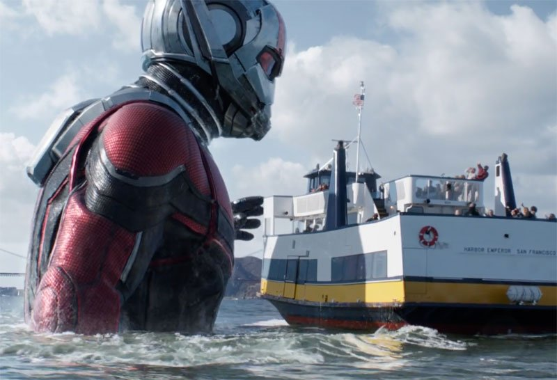 Marvel Studios Released a New Trailer for Ant-Man and The Wasp