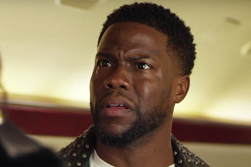 Kevin Hart Extortion Suspect Hit With Criminal Charges