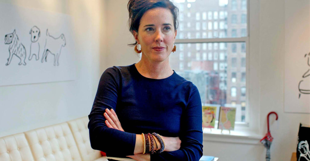 American Designer Kate Spade: Whose Bags Carried Women Into Adulthood, Is Dead at 55