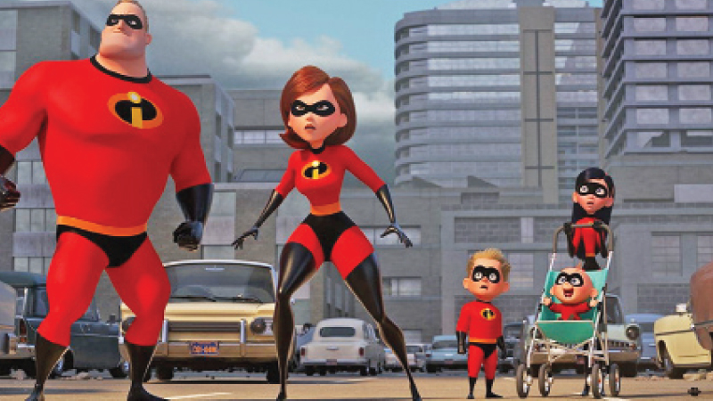 Incredibles 2 It's Elastigirl To The Rescue In Super Sequel