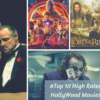 Top 10 High Rated HollyWood Movies