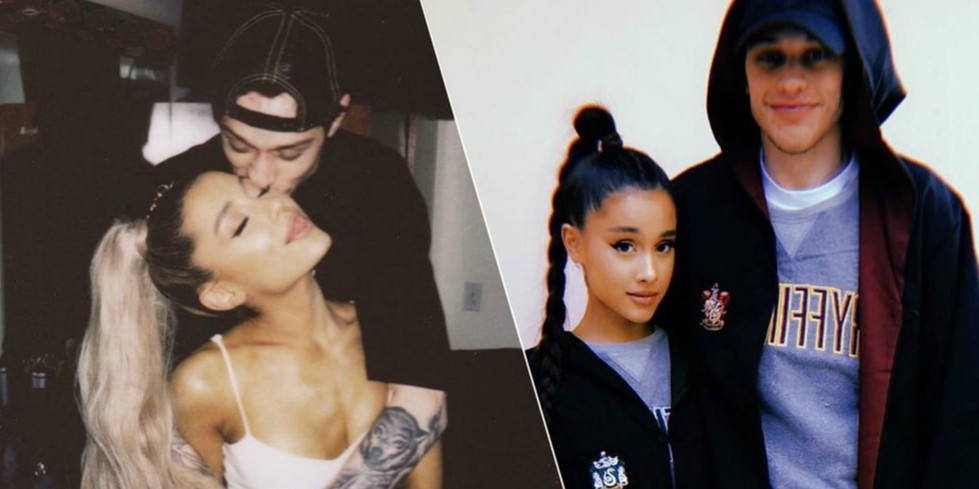 Actor Pete Davidson Raves About Ariana Grande's 'Lit' Wango Tango Set in Expletive