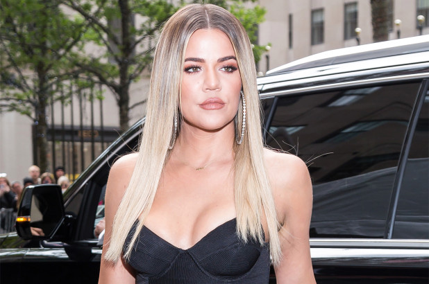 Khloé Kardashian Slips Back Into Her Two-piece Less Than Three Months